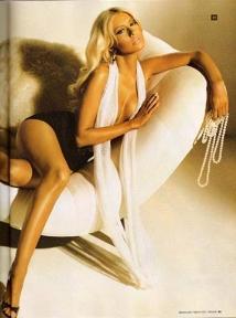 Christina Aguilera sugerente